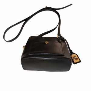 Ralph Lauren Crossbody Leather purse